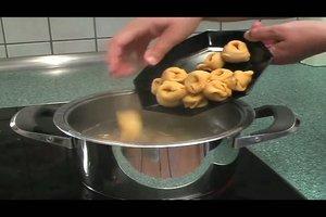 Anleitung - Tortellini selber machen