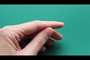 Blutblase am Finger - was tun?