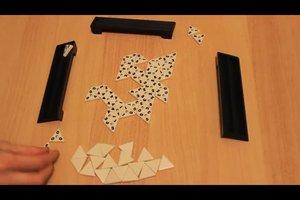Triomino Spielanleitung - so wird es gemacht