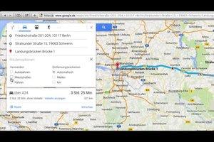 Google Maps - so planen Sie eine individuelle Reiseroute