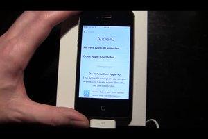 """""""Wie installiere ich mein iPhone 4?"""" - So wird's gemacht"""