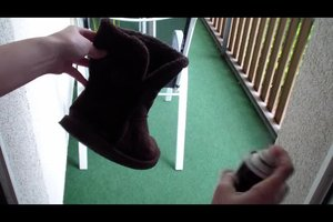 Ugg Boots waschen - so wird's gemacht