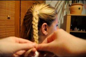 Flechtfrisuren - Anleitung für zwei Frisuren