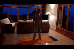 Stretching - Übungen für den Oberkörper