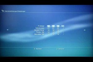 PS3: DNS-Fehler beheben - so gelingt es Ihnen
