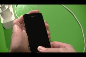 iPhone 4S geht nicht mehr an - das können Sie tun