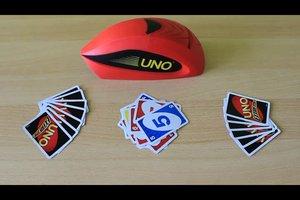 Uno extreme - Spielanleitung des schnellen Spiels