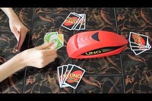 UNO Extreme - nach Regeln spielen Sie das Kartenspiel so