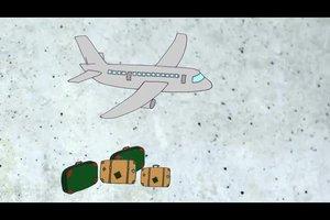 Koffermaße im Flugzeug - das sollten Sie beachten