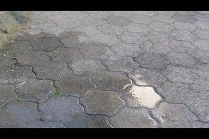 Reiniger für Pflastersteine selber herstellen