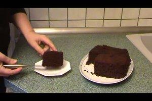 Backen in der Mikrowelle - zwei schnelle Kuchenrezepte