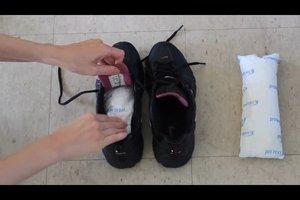 Füße stinken - so neutralisieren Sie den unangenehmen Geruch