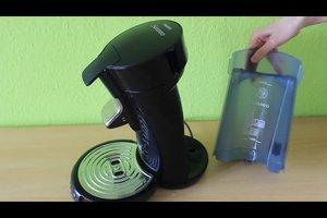 Senseo: Wasser läuft aus der Kaffeemaschine - was tun?