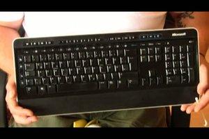 Computertastatur reinigen - so geht´s