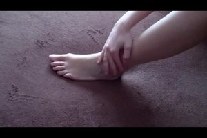 Fußgelenkschmerzen - was tun?