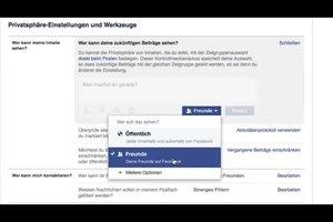 Bei Facebook Kommentare sperren - so geht's