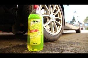 Auto waschen zu Hause - darauf sollten Sie achten