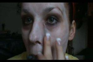 Als Vampir schminken - Anleitung