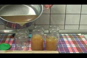 Weiße Johannisbeere - Rezept für Marmelade