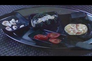 Zutaten für Raclette mit 4 Personen richtig vorbereiten - so geht's