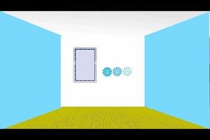 Streichideen für kleine Räume - so wirken sie größer