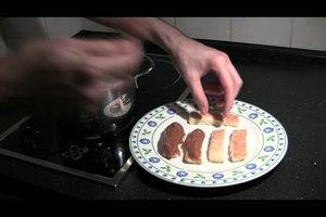 Twix selber machen - Rezept für den leckeren Schokoriegel