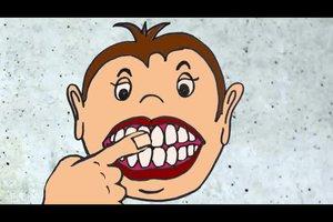 Zähneputzen ohne Zahnbürste - Tipps für Alternativen