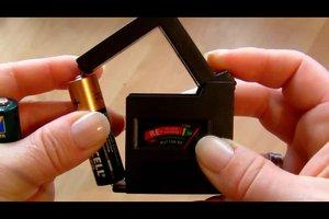 Unterschied zwischen Batterie und Akku - Wissenswertes