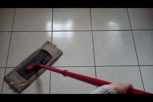 Hochglanzfliesen reinigen - so werden sie sauber