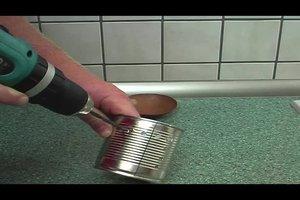 Duftlampe selber machen - Anleitung
