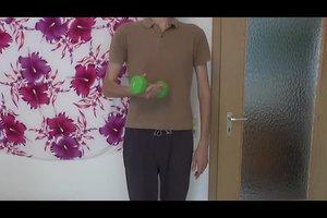Brustfett wegtrainieren - Übungen für Männer