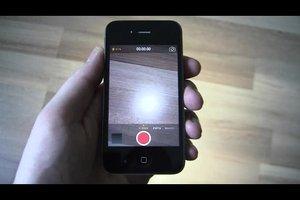 iPhone: Licht ausschalten - so geht`s ohne hinzusehen