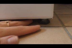 Wenn die Waschmaschine laut beim Schleudern ist - was tun?