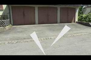 Parken gegenüber einer Einfahrt - das ist zu beachten