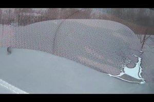 Wasserflecken auf Autositz entfernen - so klappt's