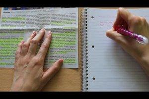 Leserbrief schreiben in der Schule - darauf sollten Sie achten