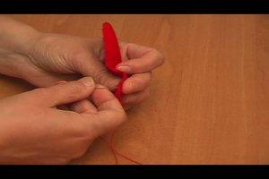 Mit Filz basteln - Anleitung für Fingerpuppen