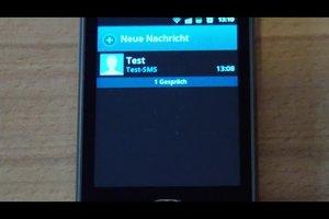 SMS auf SIM-Karte speichern - nützliche Hinweise