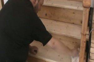 Holz lasieren - so machen Sie es richtig