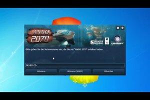 Anno 2070 auf mehreren Rechnern spielen - so geht's legal
