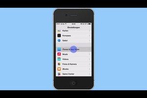 Ihr iPhone im App Store anmelden - so klappt's