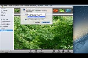 Eine Diashow auf Apple Mac erzeugen - so geht's