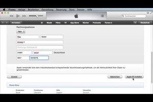 Apple-ID ohne Bankdaten einrichten - so gelingt's