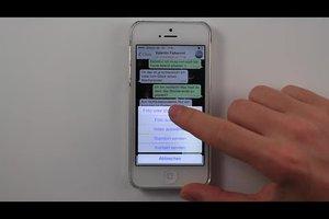 WhatsApp: Kann keine Bilder verschicken mit iPhone - was tun?