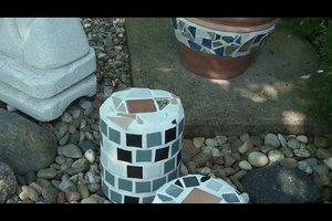 Gartenkeramik selber machen