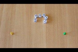 Das Würfelspiel 10000 Ihren Freunden erklären
