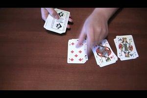 Einfache Kartentricks Mit Anleitung