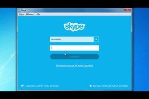 Bei Skype anmelden geht nicht - was tun?