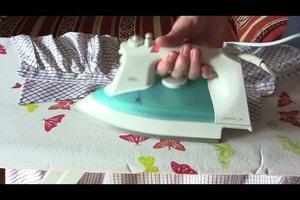 Hemdkragen bügeln - so geht´s