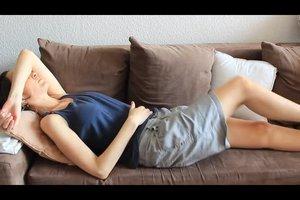Rückenschmerzen während der Periode - so verschaffen Sie sich Linderung